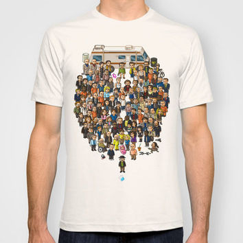 Super Breaking Bad T-shirt by Lukas Stobie