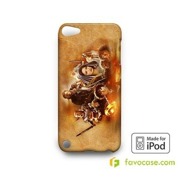 Hobbit Lord Of The Ring LOTR Art  iPod Touch 4 5 6 Case