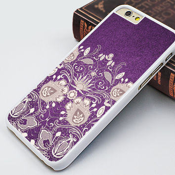 lacework iPhone 6/6S case,purple lace iPhone 6/6S plus case,lace flower iphone 5s case,beautiful iphone 5c case,fashion iphone 5 case,lace texture iphone 4s case,fashion iphone 4 case