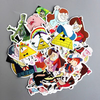 Gravity Falls Decals 25 Pieces