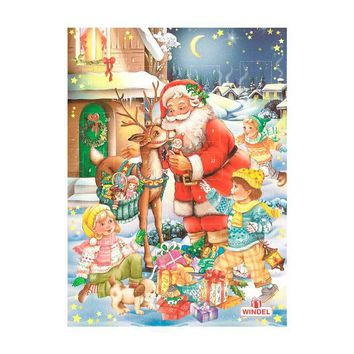 Windel Holiday Advent Calendar, 2.6 oz (75 g)