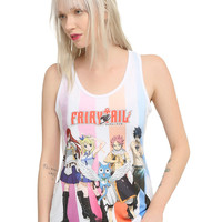 Fairy Tail Sublimation Girls Tank Top