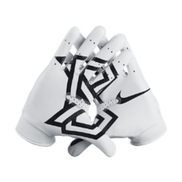 Nike Vapor Elite Pro Spectrum Limited Edition Baseball Batting Gloves - White