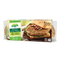 HARVESTLAND CHICKEN FLORENTINE BURGER 36 OZ