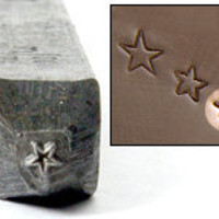 Super Tiny Star Design Stamp 1/16 (1.6mm)