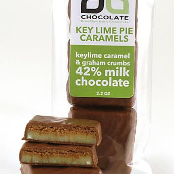 Chocolate Key Lime Pie Caramel