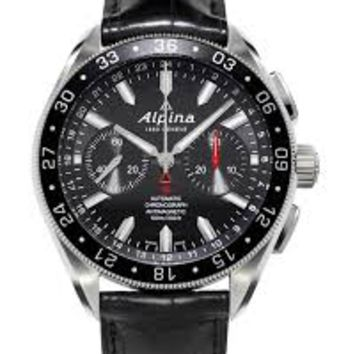 Alpina Alpiner 4 Mens Chronograph Automatic Watch AL-860B5AQ6