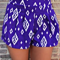 Tribal Tribute Shorts