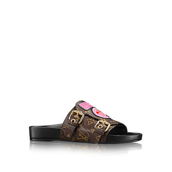 Products by Louis Vuitton: World Tour Mule