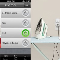 Belkin Wemo Home Automation Switch + Motion Sensor bundle for Apple iPhone, iPad and iPod touch (Discontinued by manufacturer)