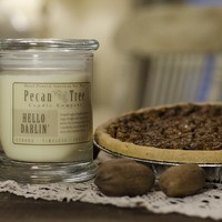Hello Darlin' Soy Candle from Pecan Tree Candle Company