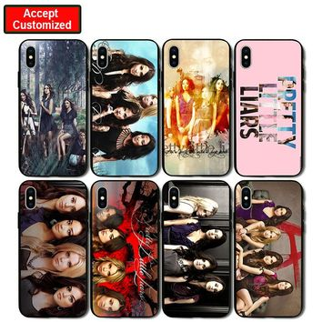 Pretty Little Liars Phone Shell Case Cover for LG G3 G4 G5 G6 Samsung Galaxy Note 2 3 4 5 S2 S3 S4 S5 Mini S6 Edge