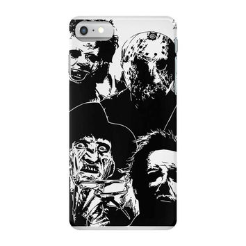 halloween horror nights freddy krueger jason voorhees leatherface mich iPhone 7 Case