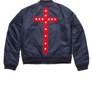 Yeezus Tour Merch Bomber Jacket at PacSun.com