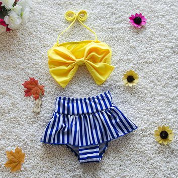 swimsuits girls bra for children short swimsuit girls swimming clothes swimsuit children girls two pieces 1-6T