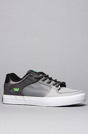 The Vaider Low Sneaker in Gray