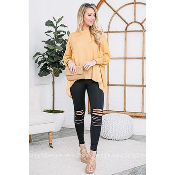 Amber Total Relaxation Dolman Style Top