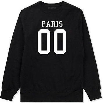 Kings Of NY Paris Team Crewneck Sweatshirt Fashion Week