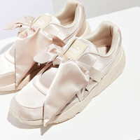 Puma Fenty by Rihanna Satin Bow Sneaker | Urban Outfitters