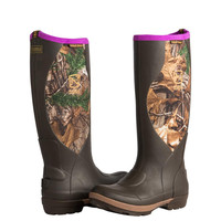 Noble Outfitters Ladies Muds Cold Front High Boot - Camo