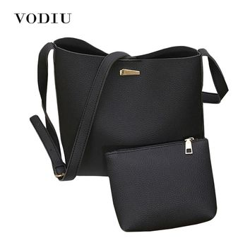 Women Bags Handbag Tote Over Shoulder Sling Summer Leather Big Set Bag Shopping Black High Quality Luxury Designer Female Casual