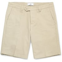 AMI - Cotton-Twill Chino Shorts | MR PORTER