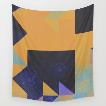 Comfort ZOne Wall Tapestry by DuckyB