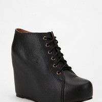 Urban Outfitters - Jeffrey Campbell Smooth 99 Tie Wedge