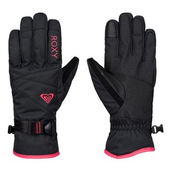 ROXY Jetty Solid Snow Gloves 889351124807 | Roxy