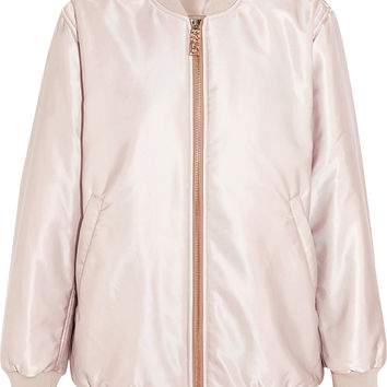 Acne Studios - Selow satin-faille bomber jacket