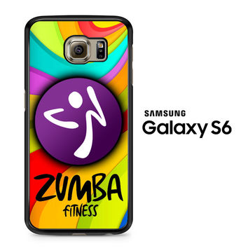 Zumba Fitness Samsung Galaxy S6 Case