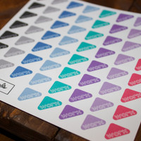 61 Work Stickers - Perfect for Planning! Erin Condren Life Planner - Planner, Life Planner, Calendar