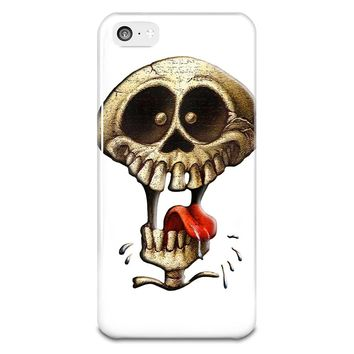 Funny Skeleton Skull iPhone 5-5s Plastic Case