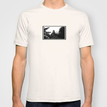 Iao Needle T-shirt by Derek Delacroix