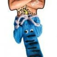 Knitted Animal Willy Warmer