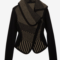 Ohne Titel EXCLUSIVE Knit Sweater Jacket-Ohne Titel-Designers-Categories- IntermixOnline.com