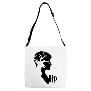 Harry Potter Deer Adjustable Strap Totes