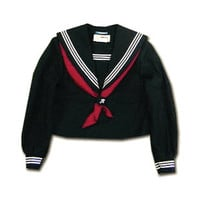 High School Uniform Top (Winter type, long sleeve)