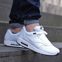 "Air Max 1 Essential ""All White"""