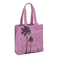 Life is Good Unisex-Adult Palm Tree Sophie Tote