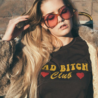 Bad Bitch Club Tee