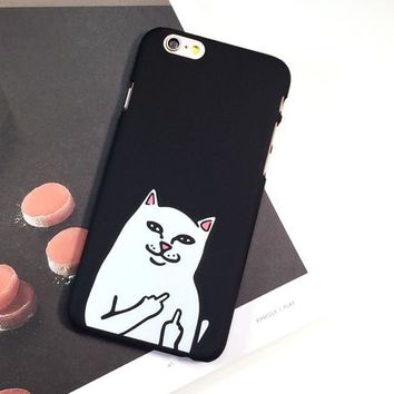 Hot Deal Cute Stylish On Sale Iphone 6/6s Lovely With Pocket Iphone Matte Phone Case [11753374351]