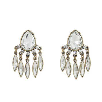 Marquis Earrings