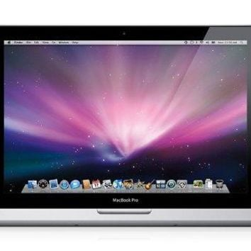 Apple MacBook Pro MB990LL/A 13.3-Inch Laptop