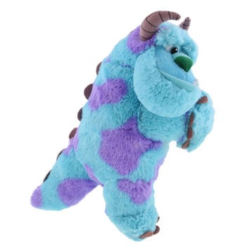 disney parks sulley snuggle snappers plush slap bracelet new with tag