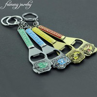 Hogwarts Bottle Opener Key Chain