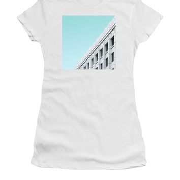 Urban Architecture - Oxford Street, London, United Kingdom - Women's T-Shirt (Athletic Fit)