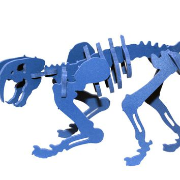 NEW [LITTLE TYKES] 3D Animal Puzzle Pinga the Smilodon - 7 Color Options