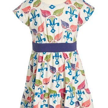 Girl's Tea Collection 'Sucre' Banded Dress,