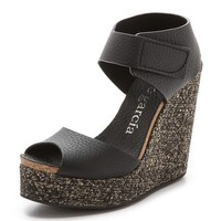 Pedro Garcia Triana Wedge Sandals
